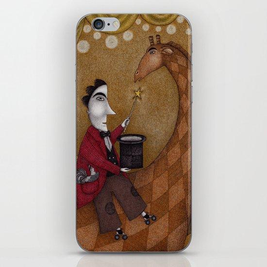 Magic Hour iPhone & iPod Skin