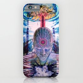 Ascension Into Bliss iPhone Case