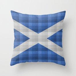 Saltire Duncarron Plaid Throw Pillow