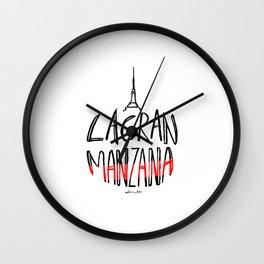 La Gran Manzana Wall Clock
