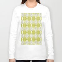 sweater Long Sleeve T-shirts featuring snowflake sweater by ottomanbrim