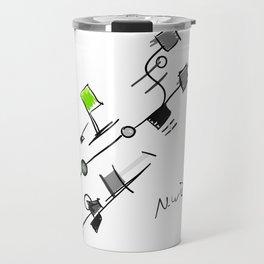 Armored Humidity Travel Mug