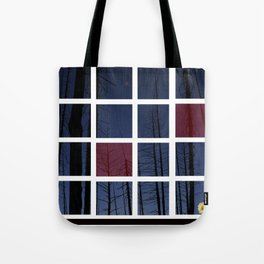 Enter The Woods Tote Bag
