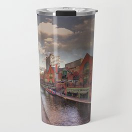 The Old and the New Travel Mug
