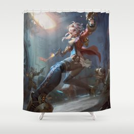 Gunner Shower Curtain
