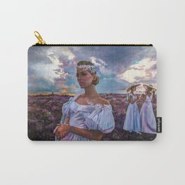 Wildflower Wedding Carry-All Pouch