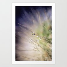Light Source Art Print