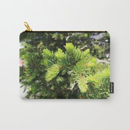 Budding New Life Carry-All Pouch