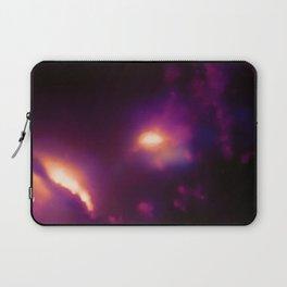 Supermassive Black Hole Jet Laptop Sleeve