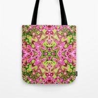 persian Tote Bags featuring Persian 2 by Glanoramay