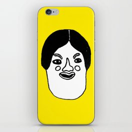 Heads Out iPhone Skin