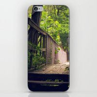indiana iPhone & iPod Skins featuring Indiana Summer by Amy J Smith Photography