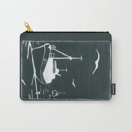 Comrades in Grey Carry-All Pouch