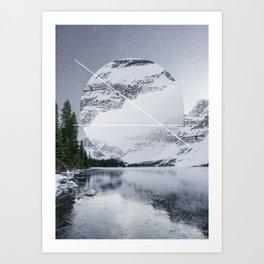 Alberta -12 Art Print