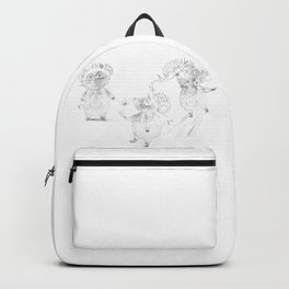 Country Mouse Backpack