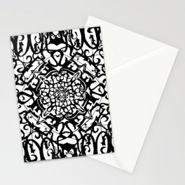 What's in a name? Stationery Cards
