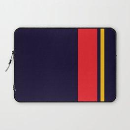 Navy Racer Laptop Sleeve