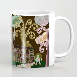 A Glitchian Emerges Coffee Mug