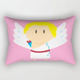 My Little Cupid Rectangular Pillow