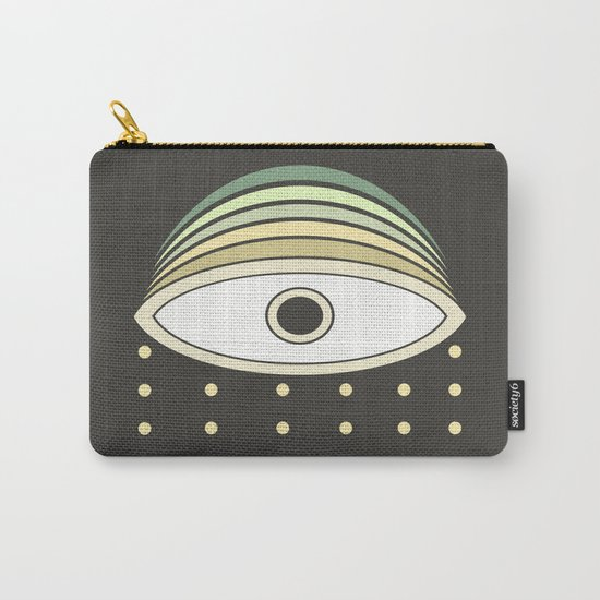 sadness- one could take a shower under my tears Carry-All Pouch