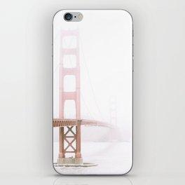 Golden Gate, San Francisco iPhone Skin