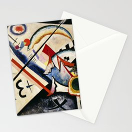 Wassily Kandinsky - White Cross Stationery Cards
