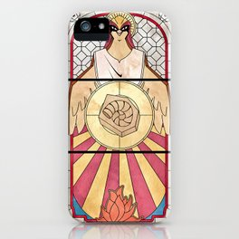 Pray the Helix iPhone Case
