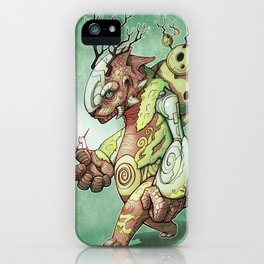 Forest Beast iPhone Case
