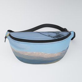 Pikes Peak In The Morning Fanny Pack