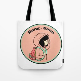 Bong-Soon Fan Art Tote Bag