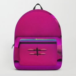 Sleeping on waves Backpack