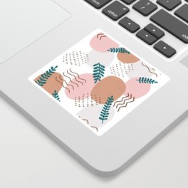 Fall vibes Sticker