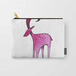 Magic Reindeer Carry-All Pouch