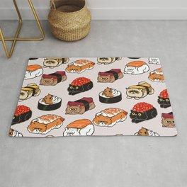 Sushi Persian Cat Rug