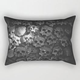 Catacomb - Original Photograph Rectangular Pillow