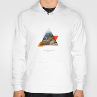 parks Hoodies featuring National Parks: Acadia by Roadtrippers