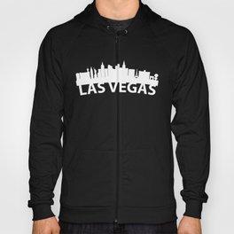 Curved Skyline Of Las Vegas NV Hoody