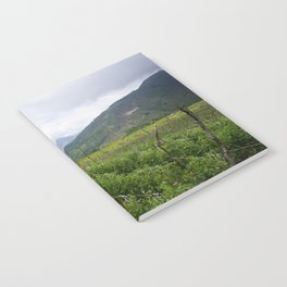 Green Fields Notebook