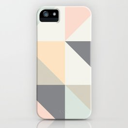 Lounge Pasteles iPhone Case