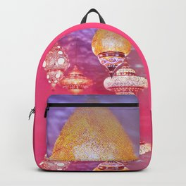 Oriental Magical Lights and Love Backpack