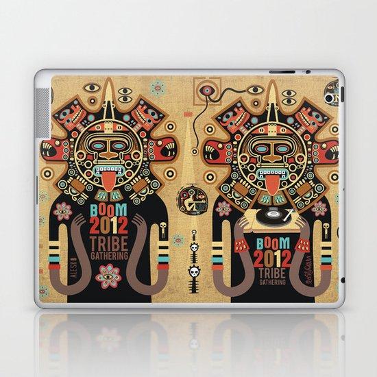 Mayas Spirit - Boom 2012 Laptop & iPad Skin