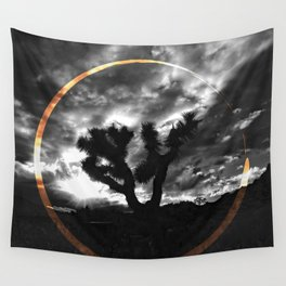 Sacred Joshua Tree — Icons & Relics. Wall Tapestry