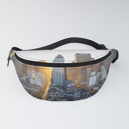 Beautiful NYC Fanny Pack