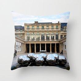 Palais Royale 4 Throw Pillow