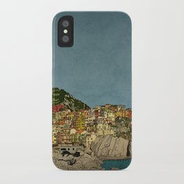 Of Houses and Hills iPhone Case