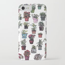 Beesly Botanicals iPhone Case