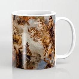 Palace of Versailles Mural - Michelangelo Coffee Mug
