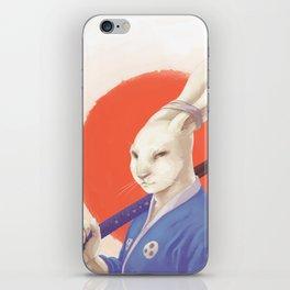 Usagi Miyamoto iPhone Skin