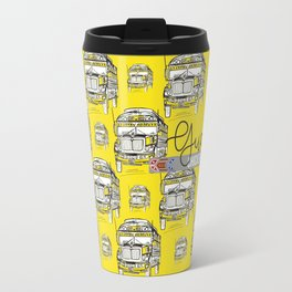Chicken Bus Y Travel Mug