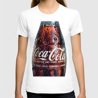 coca cola T-shirts featuring The Real... by LesImagesdeJon